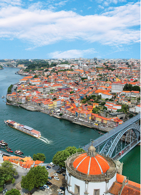 AmaWaterways river cruise on the Douro