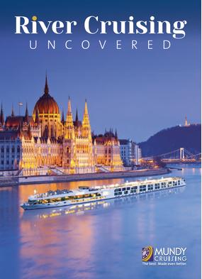 Mundy Cruising - River Cruising Uncovered brochure 2019