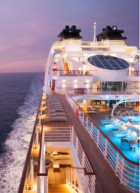 Seabourn Encore cruising the Mediterranean - read our review to find out more