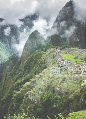 Machu Picchu, one of the highlights of Regent Seven Seas Cruises' 2020 Concierge Collection