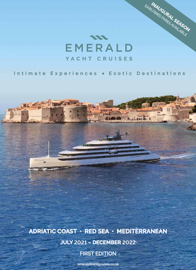 Emerald Yacht Cruises brochure