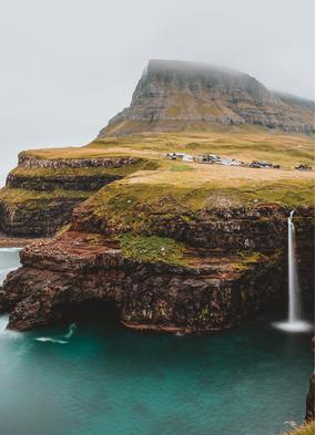 The Faroe Islands - Read our top Europe & Arctic book, film and TV recommendations