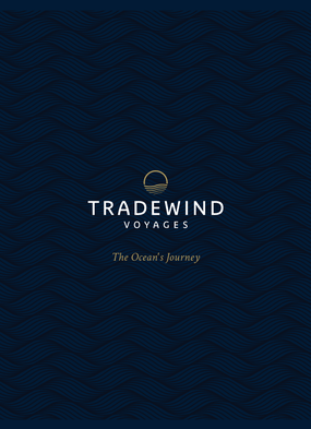Tradewind Voyages preview brochure