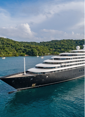 Small ships such as Scenic Eclipse are set to become more popular, according to our recent survey