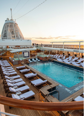 Regent Seven Seas Splendor - One of many cruise lines currently issuing future cruise credit