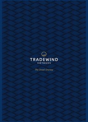 Tradewind Voyages brochure