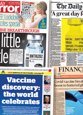 News of a Covid-19 vaccine heralds the return of cruising in 2021