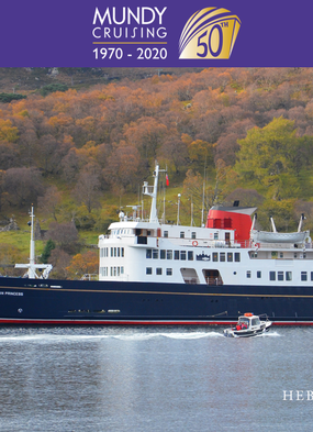 An interview with Ken Charleson of Hebridean Island Cruises