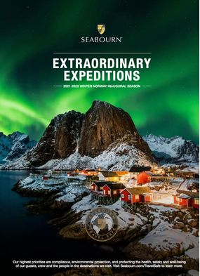 Seabourn Extraordinary Expeditions - Norway 2021-2022