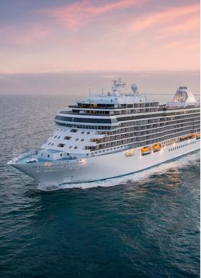 Seven Seas Splendor, the first Regent ship to return to service