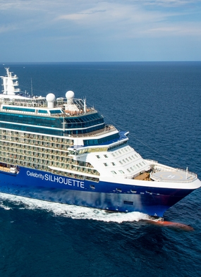 Celebrity Silhouette - Read our UK staycation cruise review to find out more