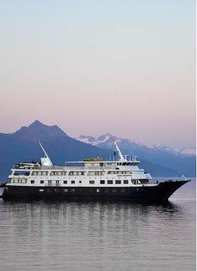 UnCruise Adventures - Safari Endeavour in Alaska