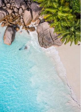 The Seychelles, one of the best winter sun cruise destinations for 2021/2022