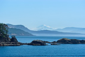 San Juan Islands, near Seattle