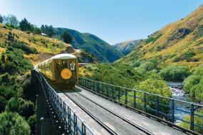 Taieri Gorge Railway, Dunedin