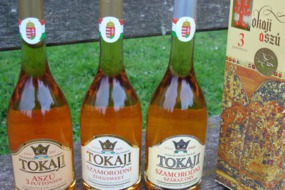 Tokaji aszú wine, Hungary
