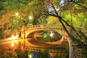 Cismigiu Gardens, Bucharest