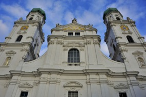 St Stephan's Cathedral, Passau