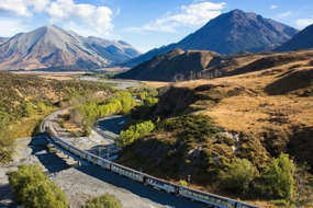 TranzAlpine Express, New Zealand