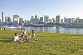 River Quay Green, South Bank, Brisbane