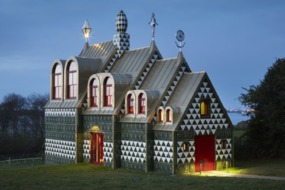 Grayson Perry's A House for Essex, Wrabness