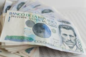 Colombian pesos