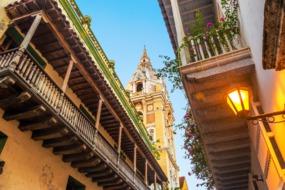 Walled city, Cartagena