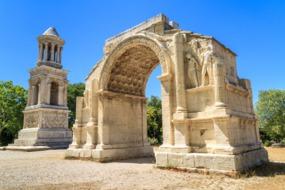 Glanum Roman ruins