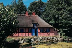 Frilandsmuseet, near Copenhagen, Denmark