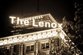 The Lenox, Boston
