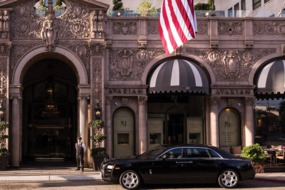 Beverly Wilshire hotel, Los Angeles