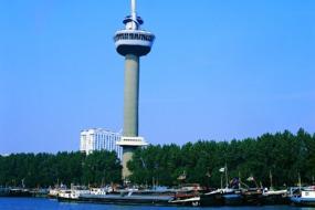 Euromast tower, Rotterdam