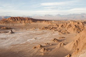 Valley of the Moon, Atacama Desert, Chile
