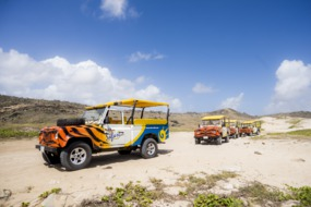 ABC jeep tour, Aruba