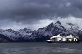 Australis expedition cruise, Patagonia