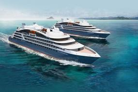 Ponant Explorers - Artists rendering