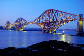 Forth Bridge, Scotland