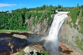 Montmorency Falls, Québec City