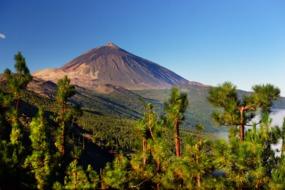 El Teide National Park, Tenerife