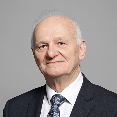 Lord Mc Crea of Magherafelt and Cookstown