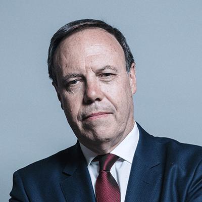 Rt Hon Nigel Dodds OBE MP