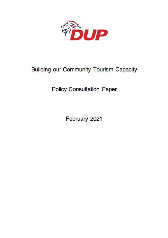 Community Tourism Capacity