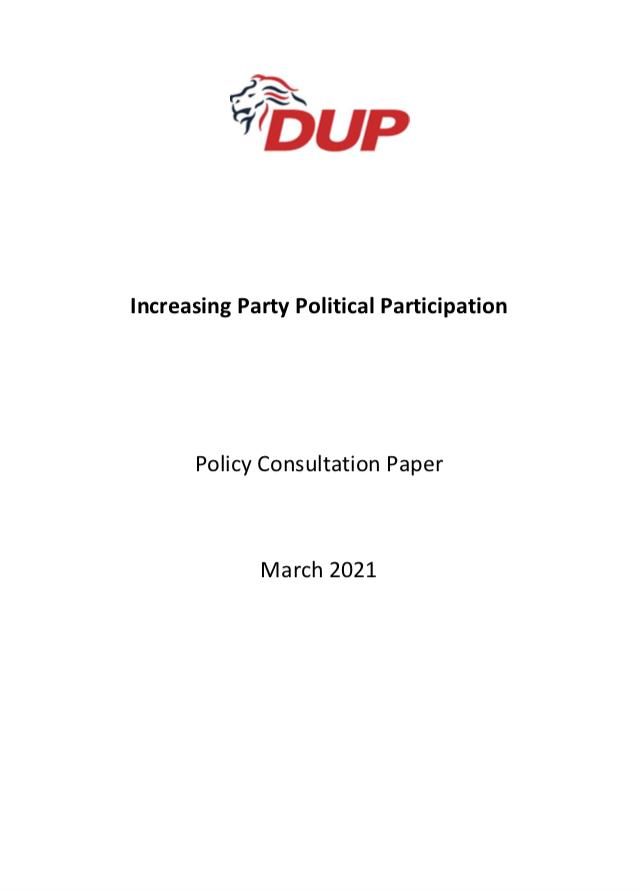 Increasing Party Political Representation