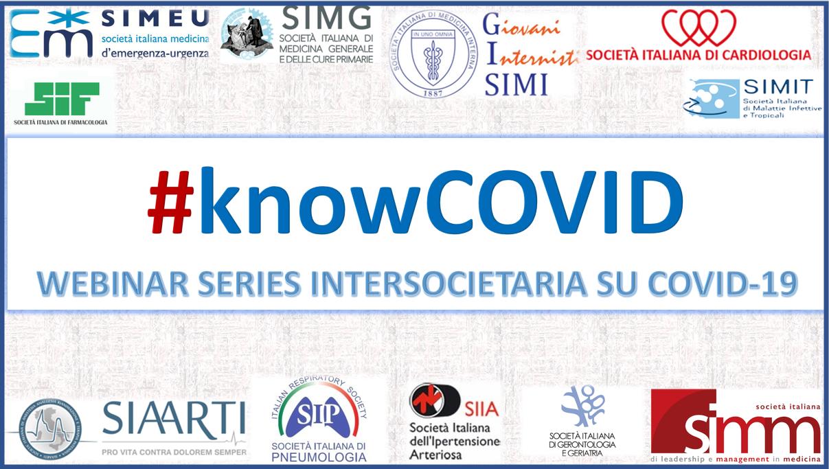 #KnowCovid - La terapia del COVID-19