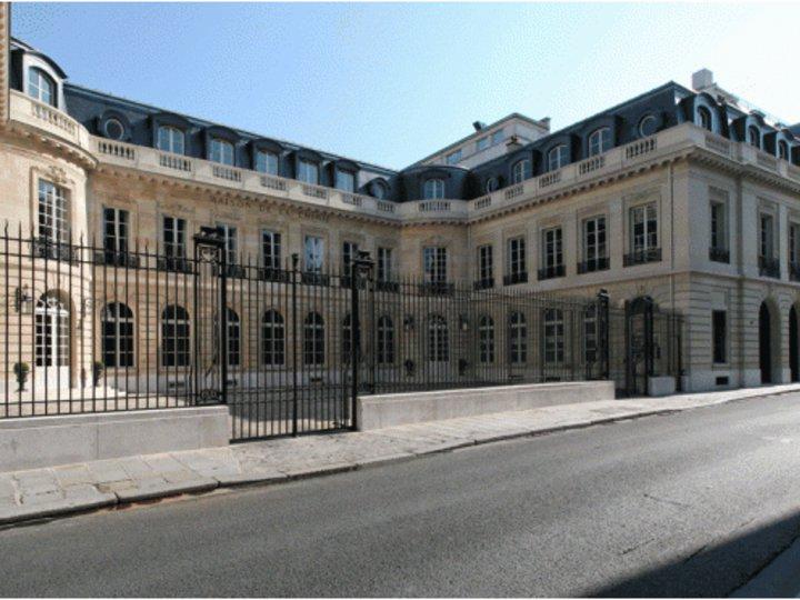 Maison de la Chimie Evènement Professionnel Paris 8