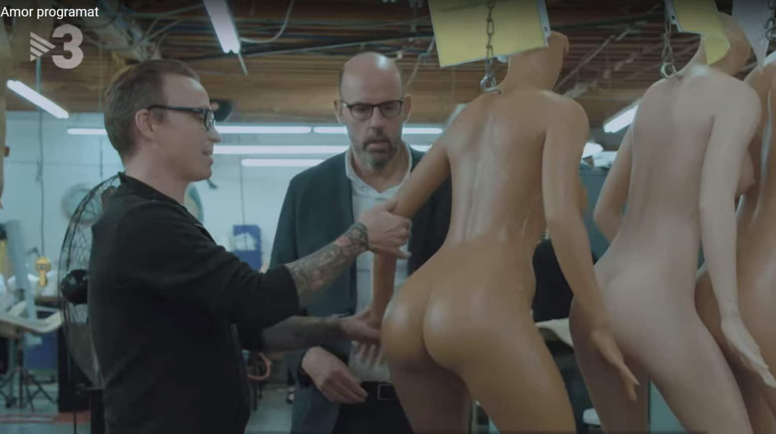 """Vídeo recomendado: """"Amor programat"""", sobre los robots sexuales"""