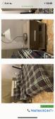 غرفة نوم مستعملة نظيف