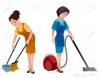 مجموعه خادمات مدربات للتنازل من فلبين وسيرلانكا و بنجلادش