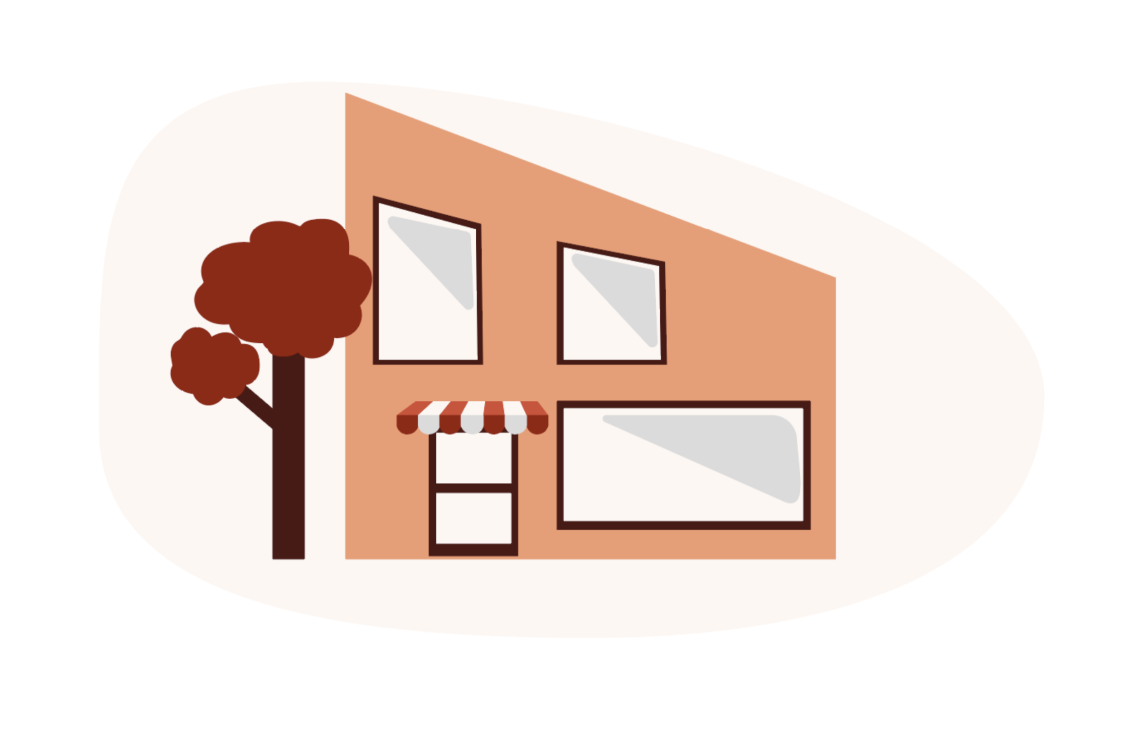 Posten butikk konsept