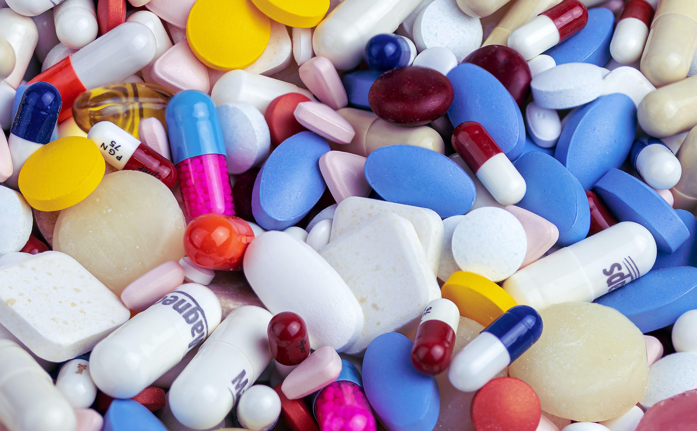 Illustrasjonsbilde av medisiner